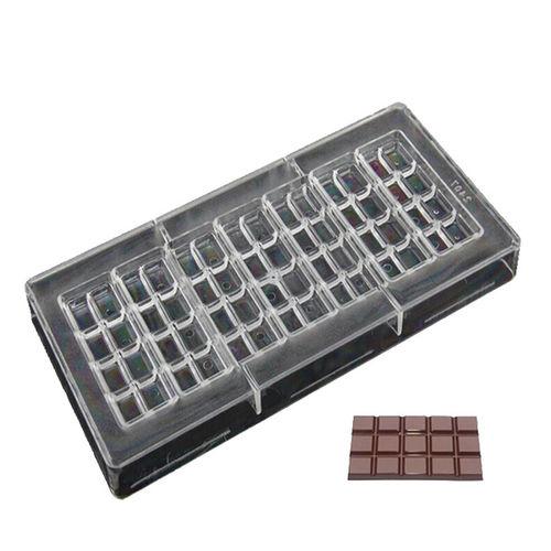 2 Cavity Chocolate Bar Cadbury Polycarbonate chocolate mold, Cadbury Chocolate Mould