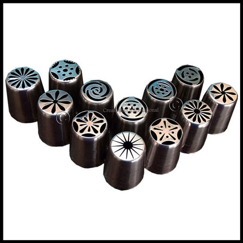 Russian Nozzle Set of 12