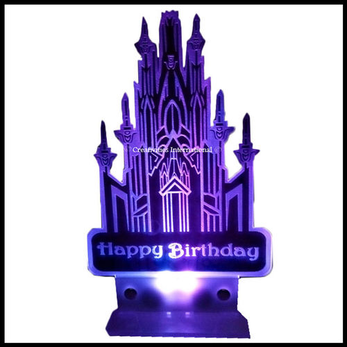 Happy Birthday LED Toppers