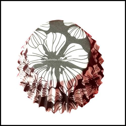 Cupcake Liners Hibiscus Flower Design_9 cm