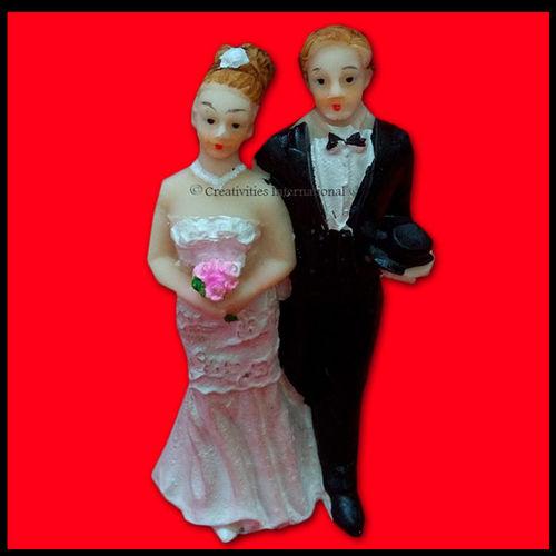 Wedding Couple Topper (Small) 1