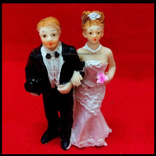 Wedding Couple Topper (Small) 2