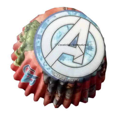 Adventure Cupcake Liners (Small)