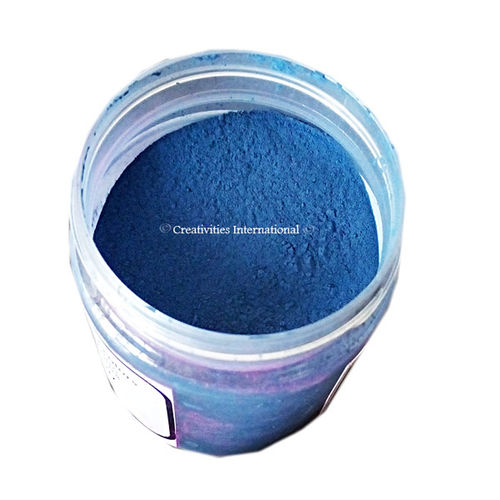 Chocolate food color : DARK BLUE