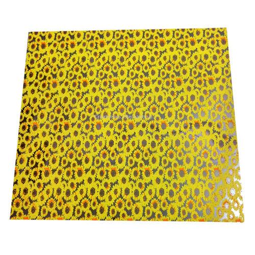 Yellow Sunflower  Transfer sheets