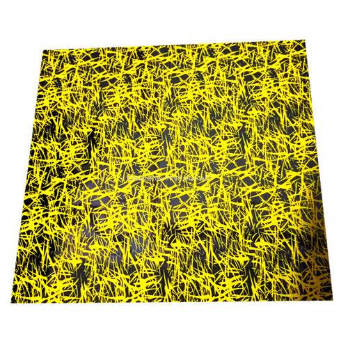 Yellow Grass Transfer sheet