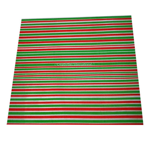 Green & Red Lines transfer sheets