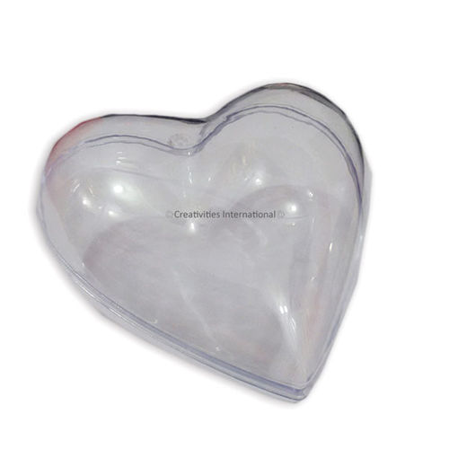 Plastic Heart Shape Mould