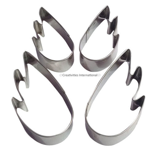 Christmas Leaves Steel Cutters Set