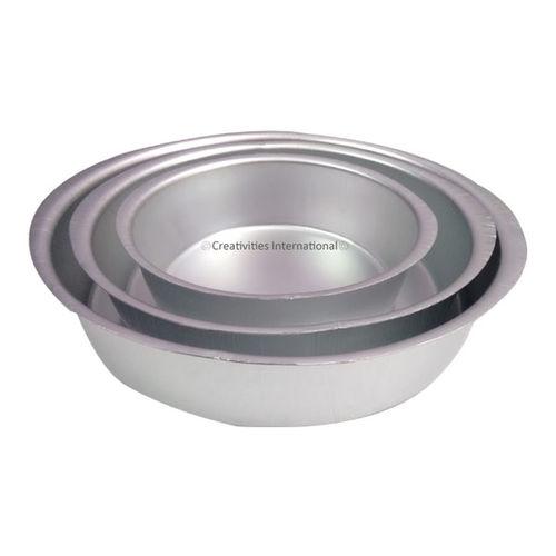 Round Cake Tin Set