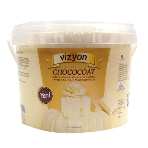 Vizyon White Chocolate Modelling Paste