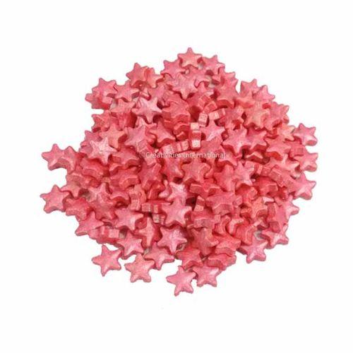 Star Light Pink Sprinkles (1cm)