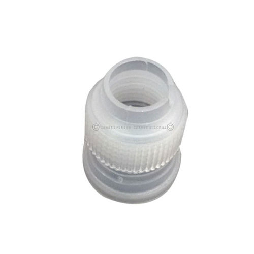 Single Color Piping Tips Coupler(Small)