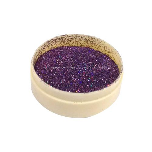 Purple Disco Glitter