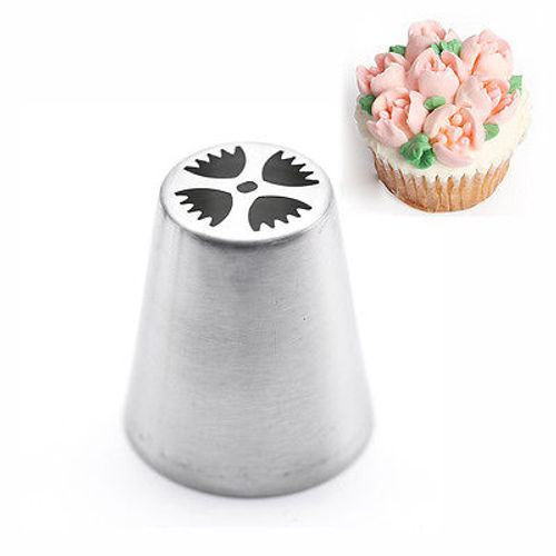 Design flower russian nozzle (small)