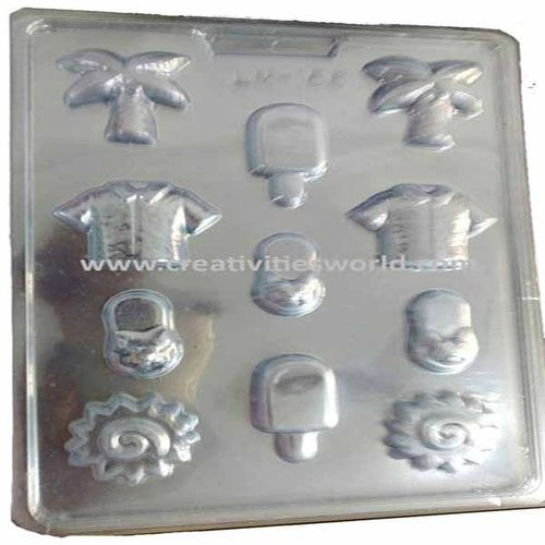 Baby Toys Chocolate Mold