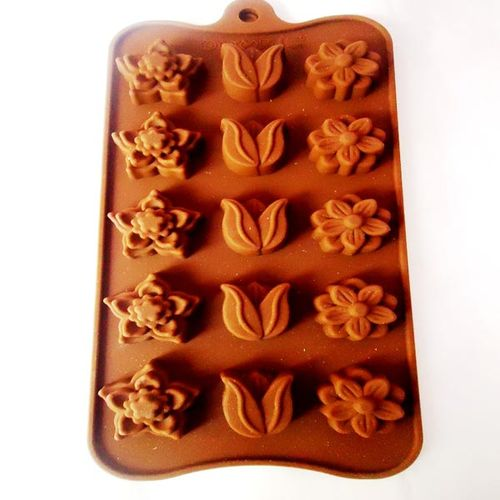Tulip Flower Chocolate Mould