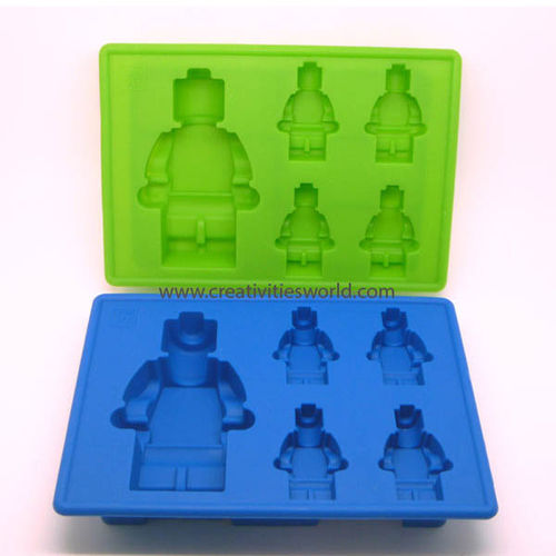 Big Robot Chocolate Mould