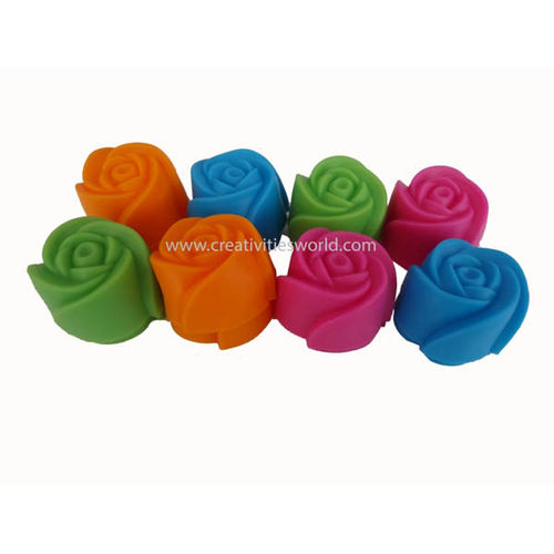 16 Small Roses Chocolate  Mould