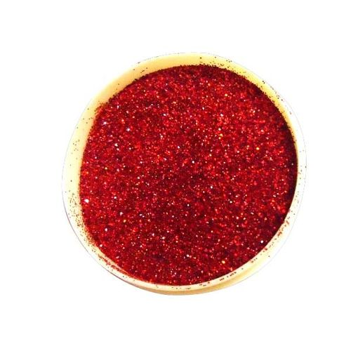 Red Edible Sparkle Dust