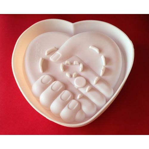 Valentines Theme  Entremet Silicone Mould
