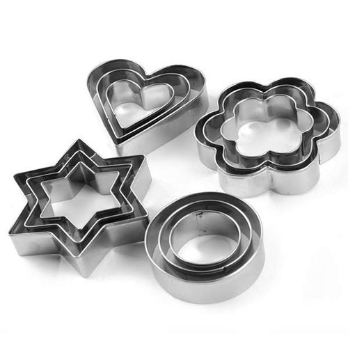 Cookie Cutters (Set of 4)
