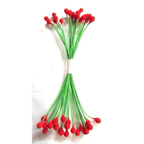 Red & Green Wired Pollens