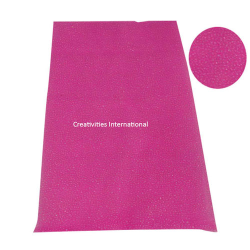 Thermocol Pink color tissue sheet