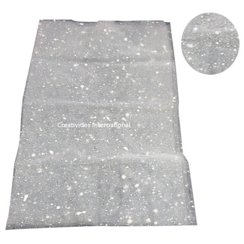 Thermocol net white color tissue sheet