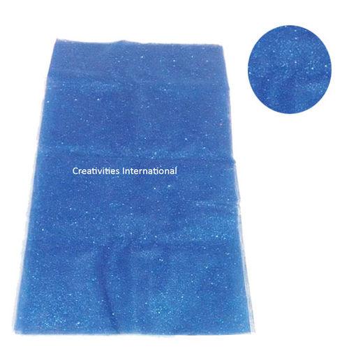 Blue color tissue sheet