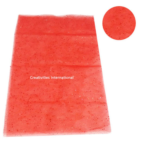 Red Color Rainbow Tissue Sheet