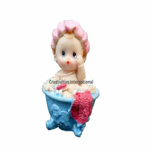 Bathing Tub Baby (Pink)