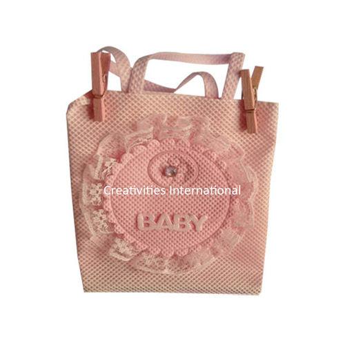 Pink Chocolate Bag