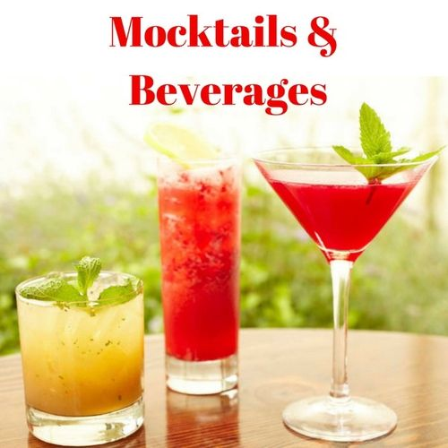 Mocktail e-book ( 22 Types)