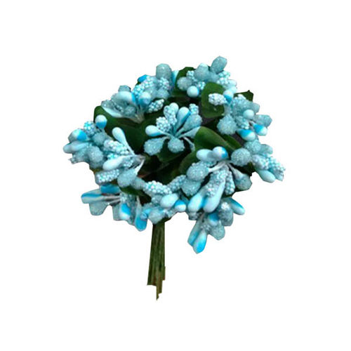 Sky Blue Mulberry flower Peps