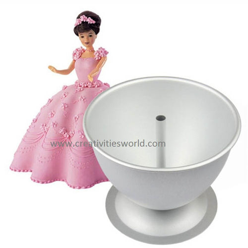 Barbie Cake Mold