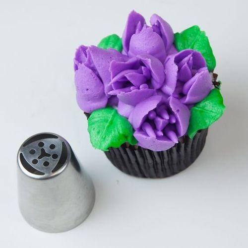 7 Petal Rose Russian Nozzle(Big Size)