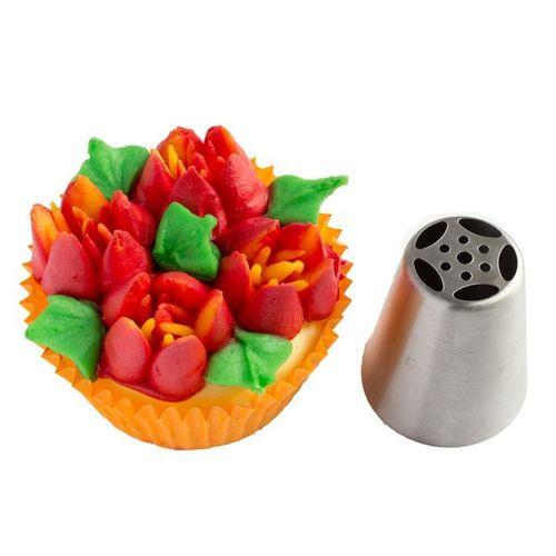 5 Petal Flower Russian Nozzle (Small Size)