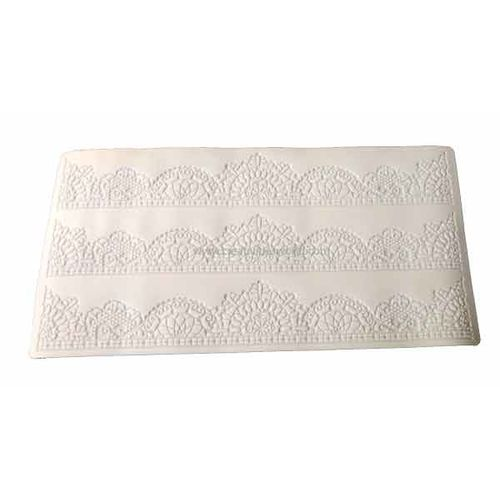 Small White Flower Sugar Lace Mat
