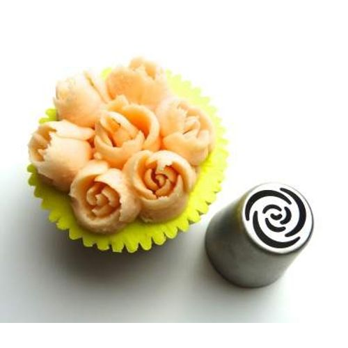 7 Petal Rose Russian Nozzle (Big Size)