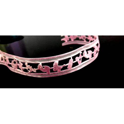 Baby Shower Theme Ribbon: Pink
