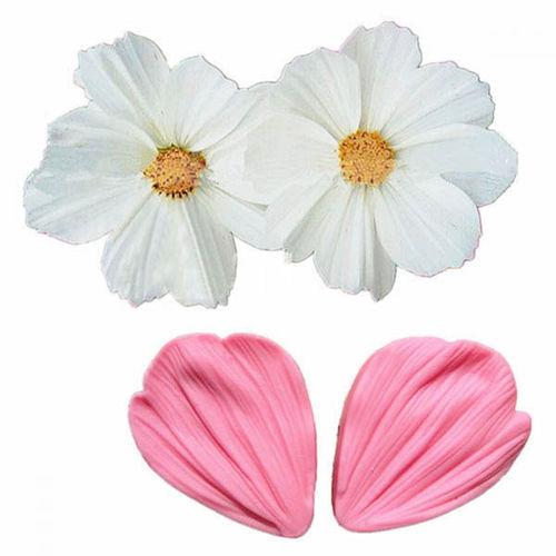 Daisy flower petal veiner