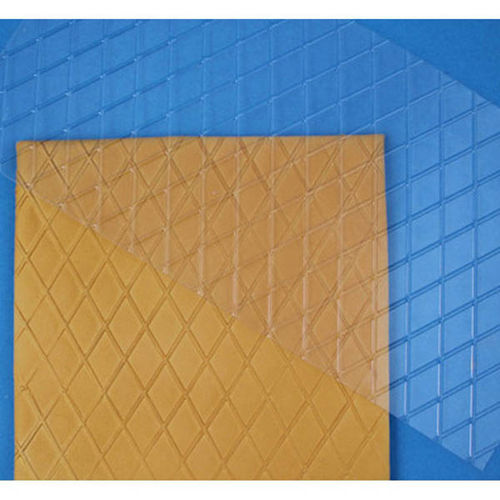 Designer chocolate mats pattern 1 (set of 4)