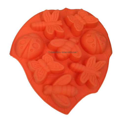 Bee butterfly Cake Mould