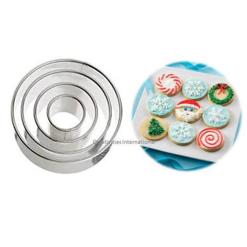 Circular Cookie Cutter