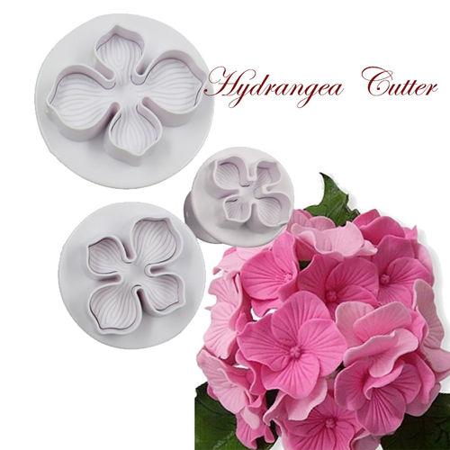 Hydrangea Plunger cutter