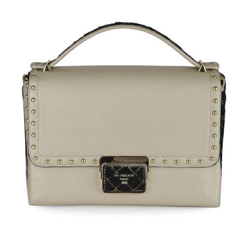 Da Milano Women LB-4159 L.Gold Handbag