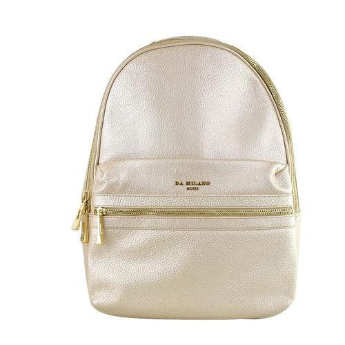 Da Milano Unisex RCB-0309 GOLD WAX Laptop Backpack