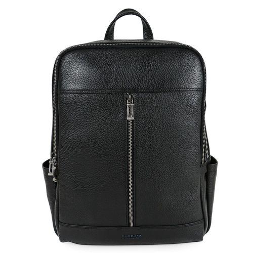Wooba Black Backpack