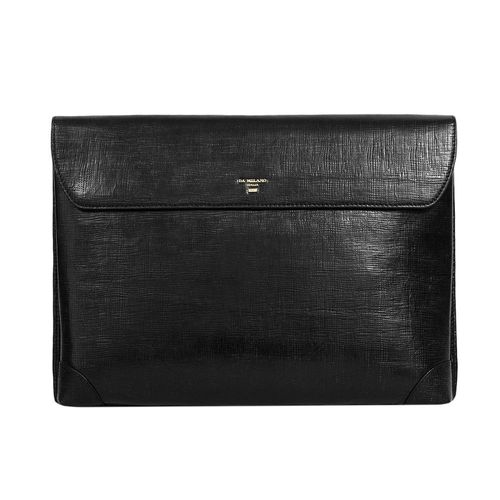 Da Milano Sl-0207M Black Matrix Computer Sleeve